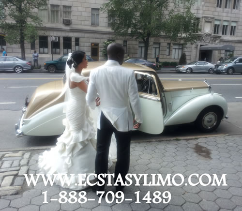 Indian And Bengali Wedding Limousine Service In New York City